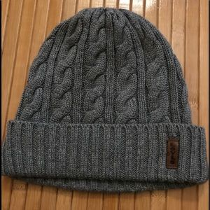 Levis Knit Beanie Hat